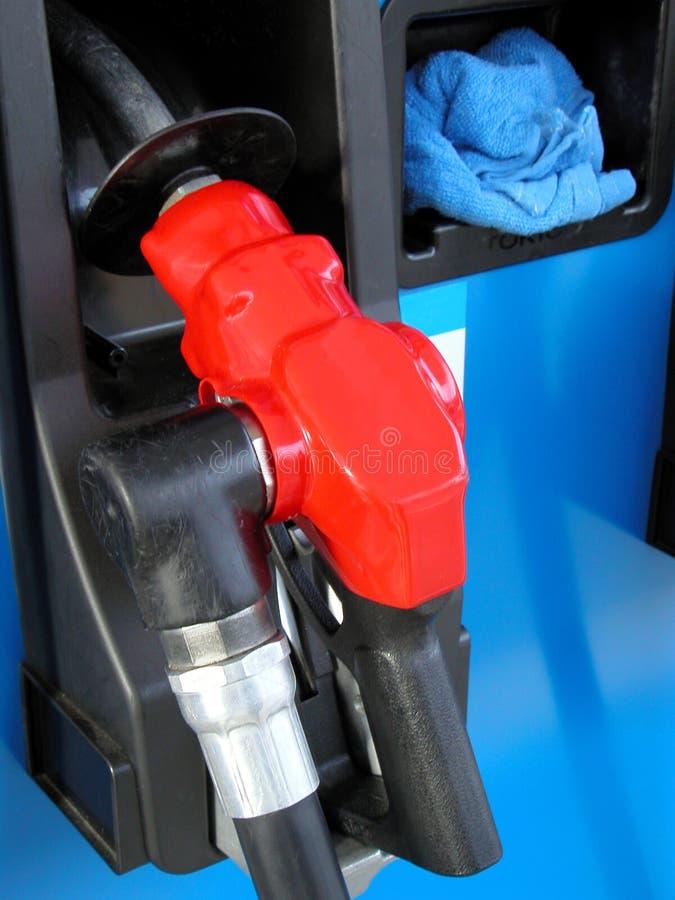 Download Outil de station service photo stock. Image du combustible - 90716