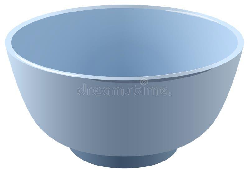 Outil rond de vaisselle de cuisine illustration libre de droits