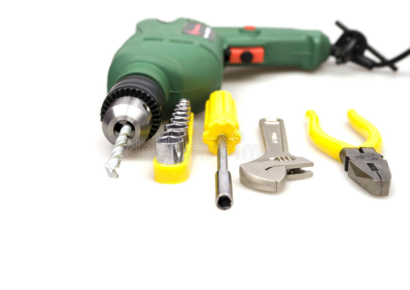 Outils image stock