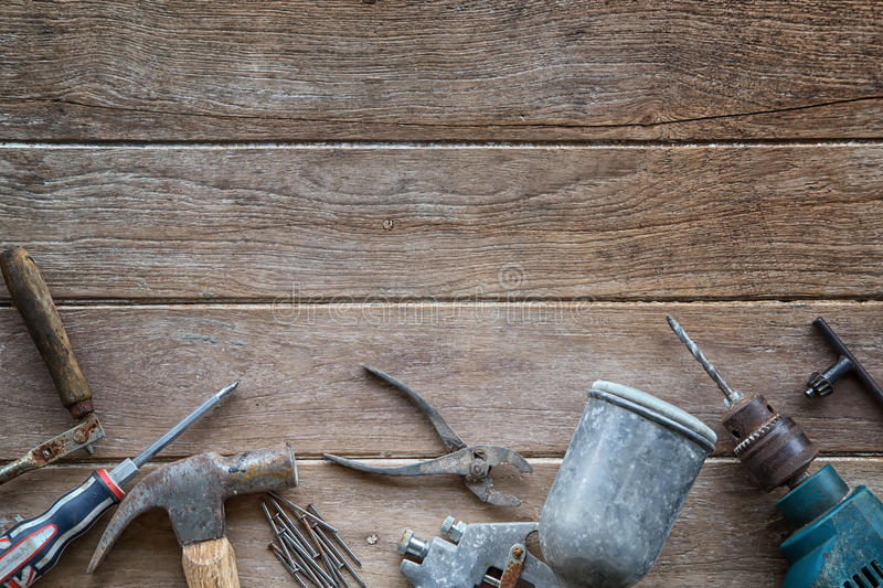 Outils photo stock