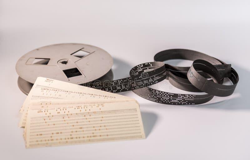 Outils démodés de mémoire photos libres de droits