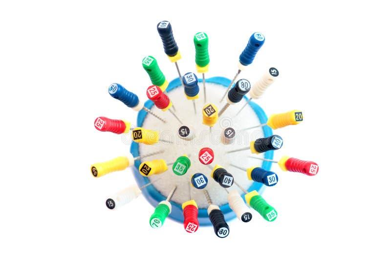 Outils de dentiste. image libre de droits