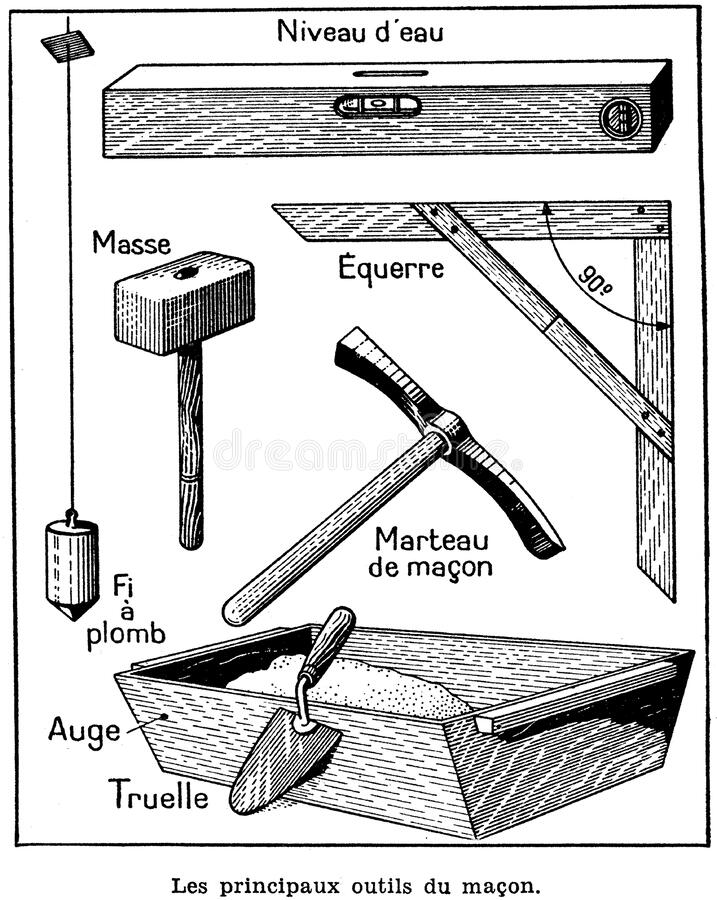 Outils De Maçon Free Public Domain Cc0 Image