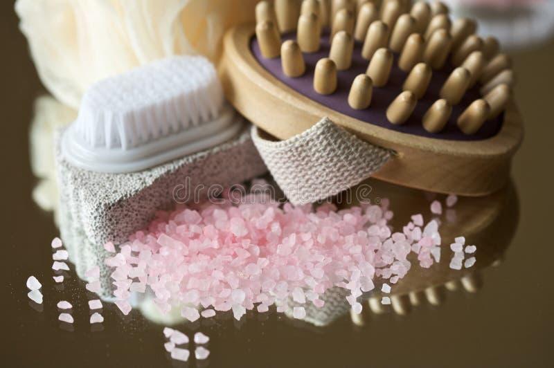 Outils de massage image stock