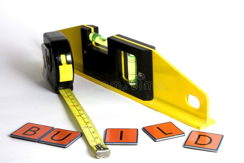 Outils de mesure photo libre de droits