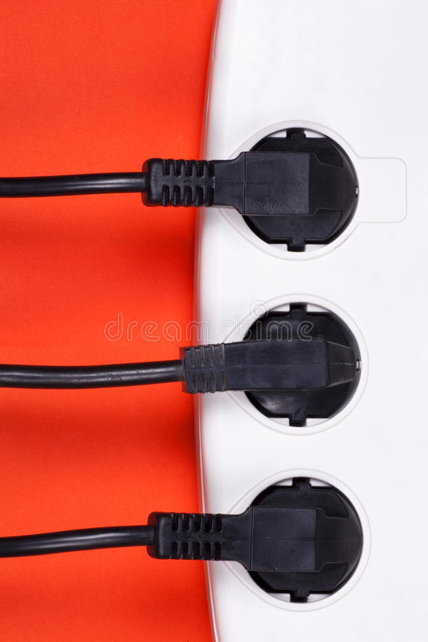 Outlet stock image