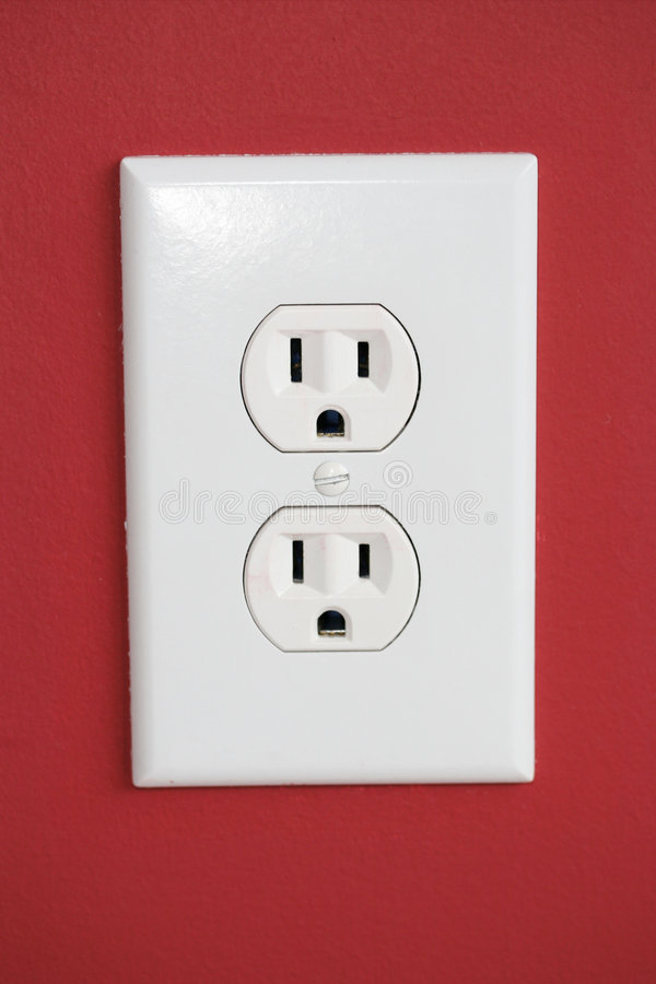Outlet royalty free stock image