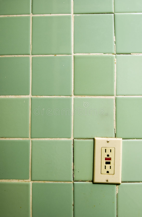 Outlet stock photo