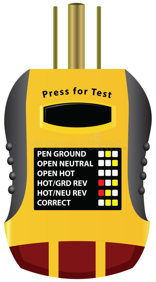 Free Outlet Tester Stock Photos - 52009173