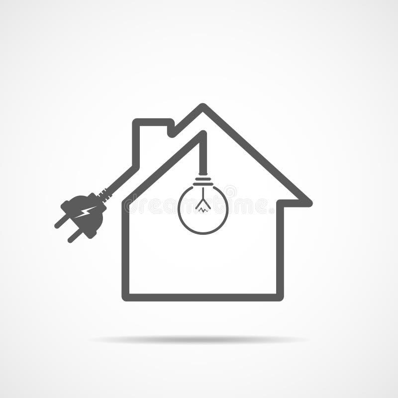 House Icon. Vector Illustration Stock Illustration - Illustration of ...