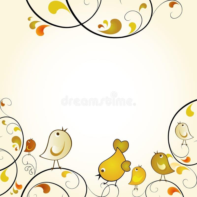 Outono ilustração do vetor