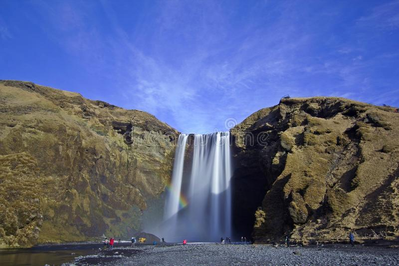 outono de Islândia foto de stock royalty free