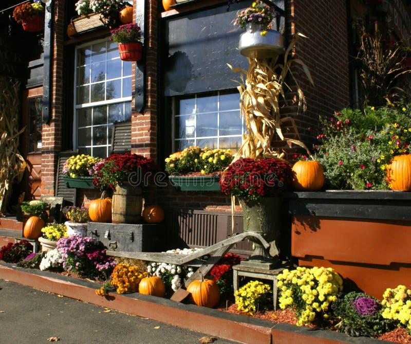 Outono em Nova Inglaterra fotografia de stock royalty free