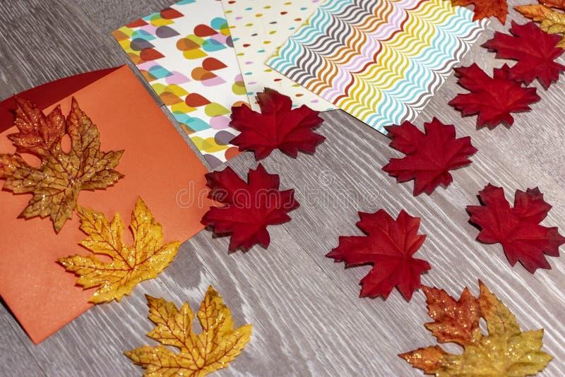 outono estacionário fotografia de stock
