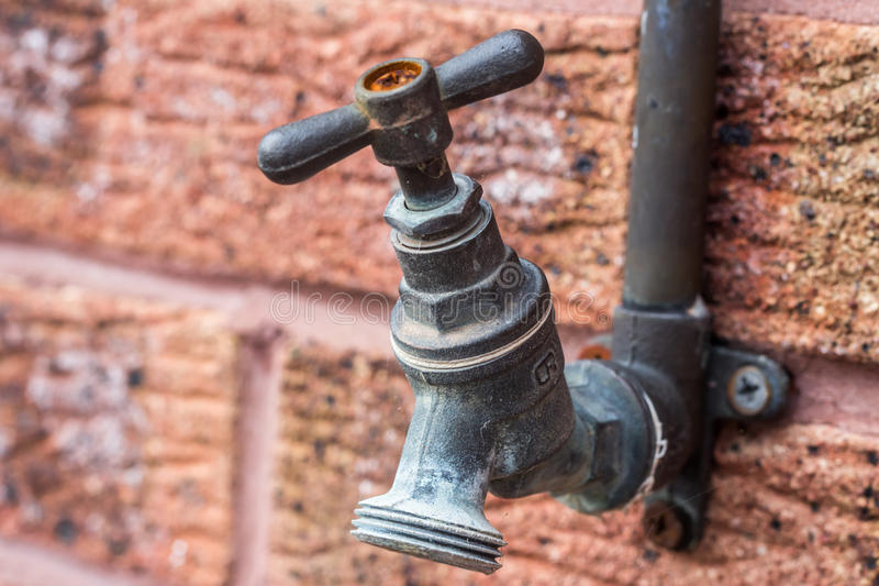 Download Outside Cold Water Tap Stock Photo. Image Of Outside   79005582