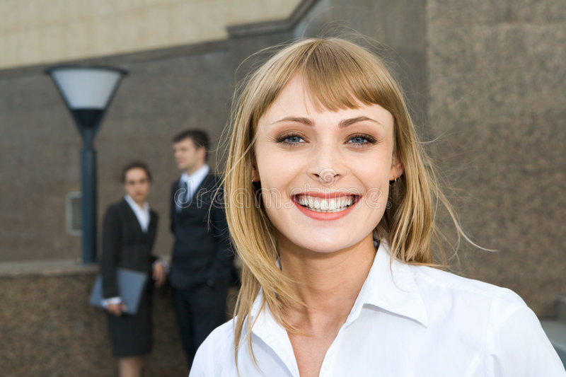 Download Outside portrait stock image. Image of cute, beautiful - 2630689