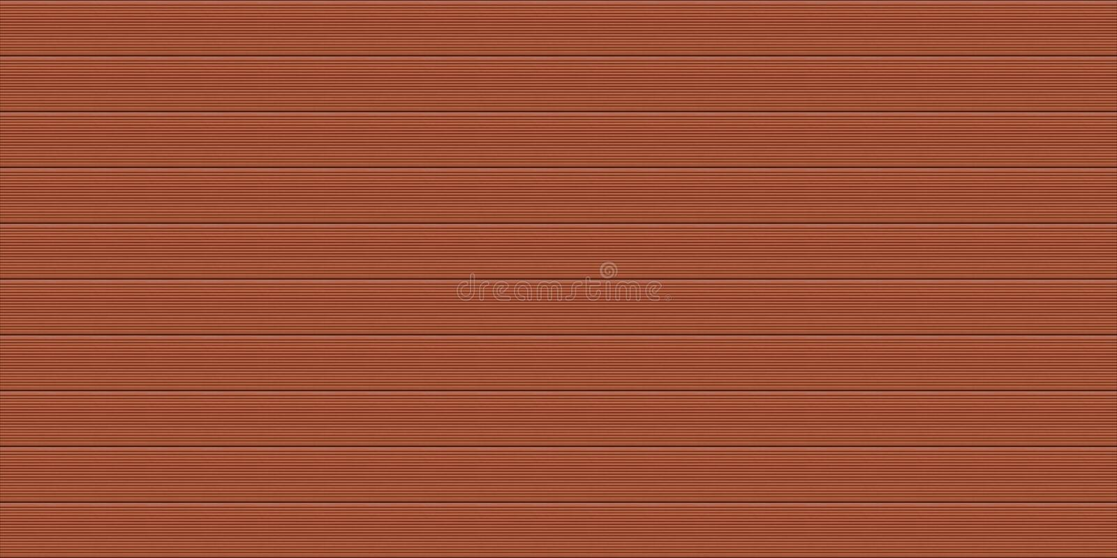 Outside wood decking stock images
