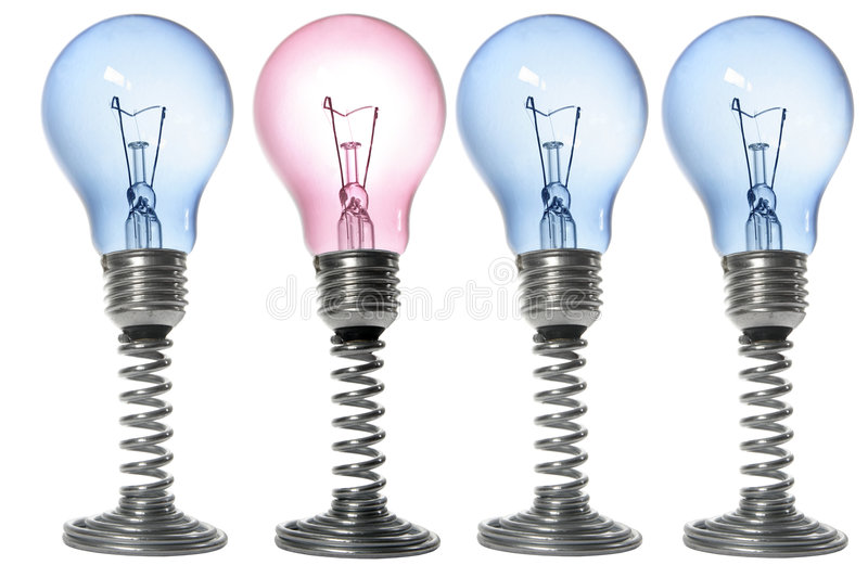 Outstanding Idea stock images