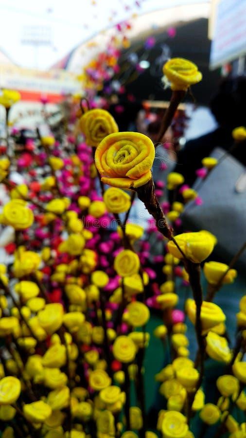 Ouvrage de Rose photographie stock libre de droits