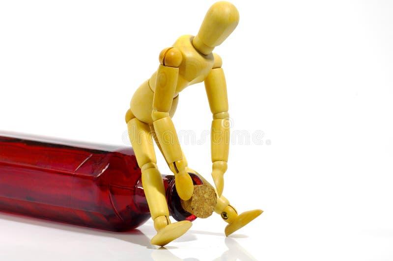 Ouvreur de bouteille photo libre de droits