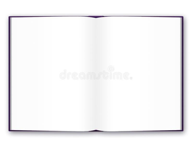Ouvrez le livre photographie stock