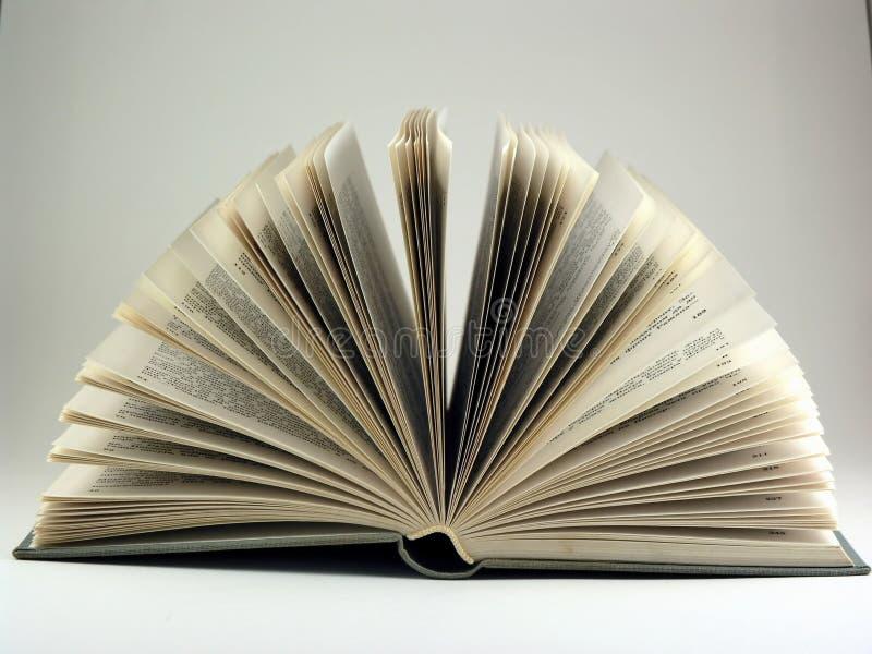 Ouvrez le livre photographie stock libre de droits