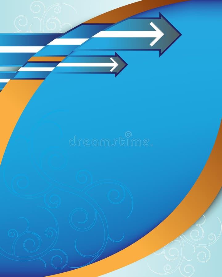 oval 04 vektor illustrationer