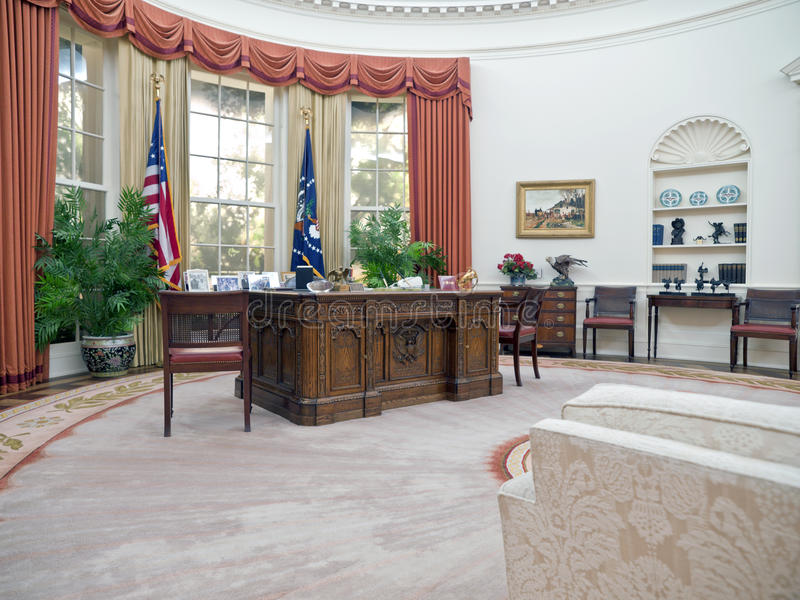 Download Oval Office Editorial Photography - Image: 16342837