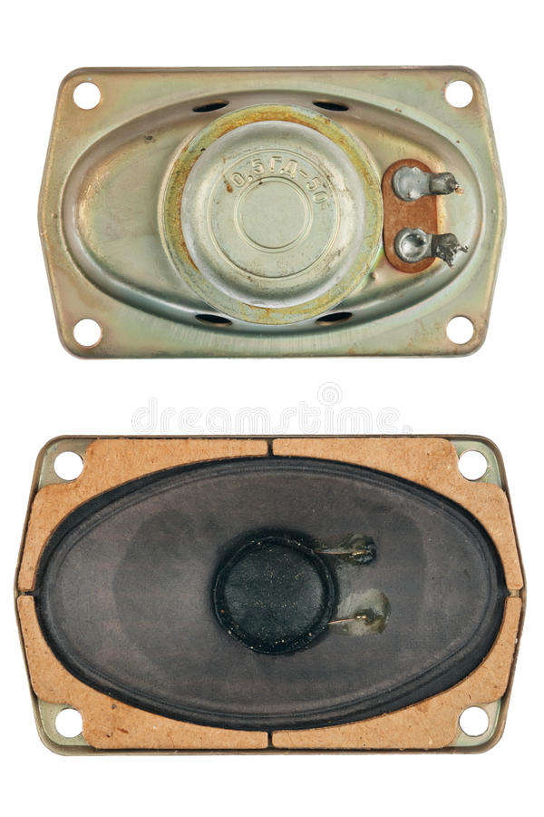 Download Oval Speaker Royalty Free Stock Photo - Image: 33440615