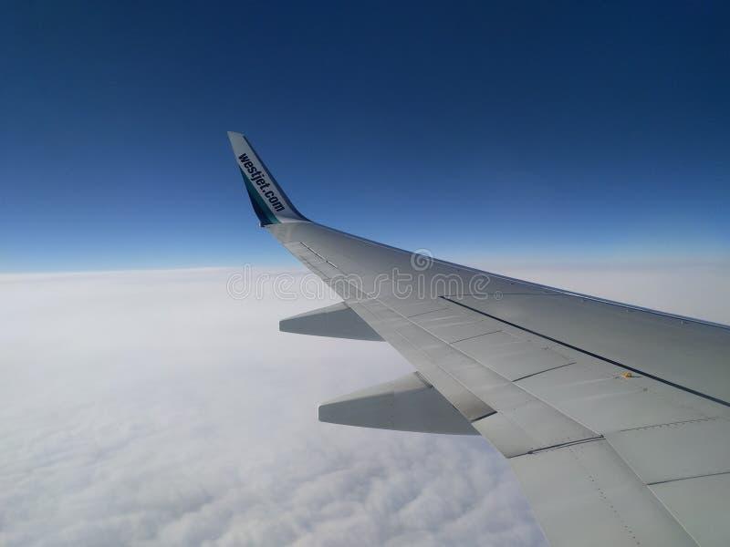 Over de horizon, wolk 9 royalty-vrije stock fotografie