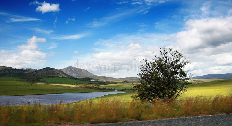 Overberg Beauty royalty free stock photos