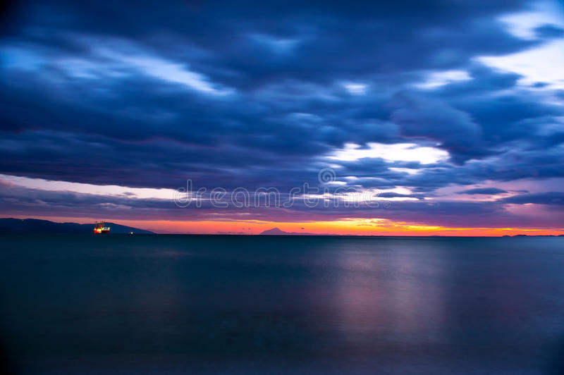 Download Overcast stock image. Image of heavy, greek, greece, anchor - 22807993