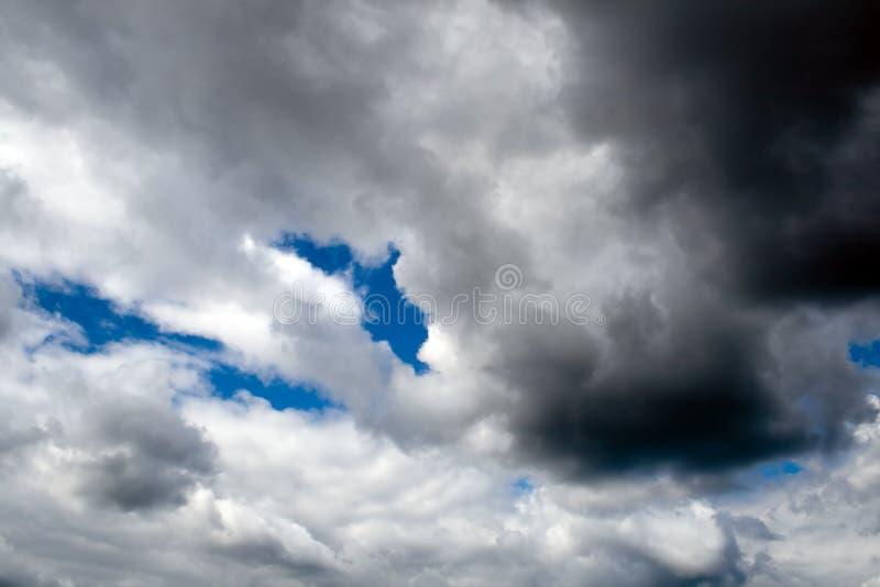 overcast obrazy royalty free