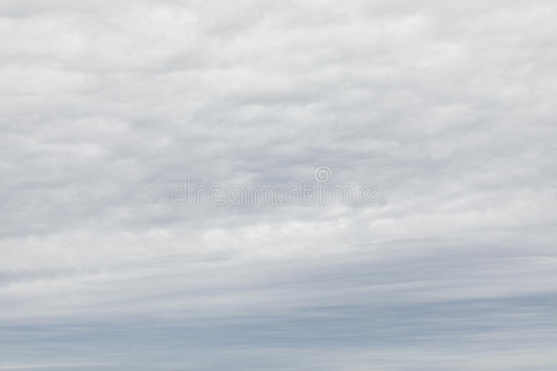 Overcast cloudy sky stock images