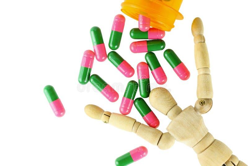Overdoses stock photo