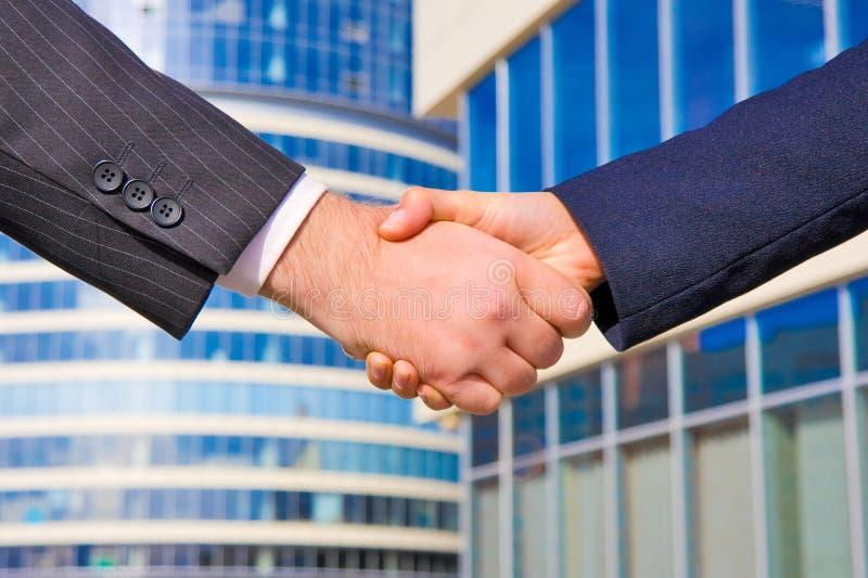 Overeenkomst royalty-vrije stock fotografie