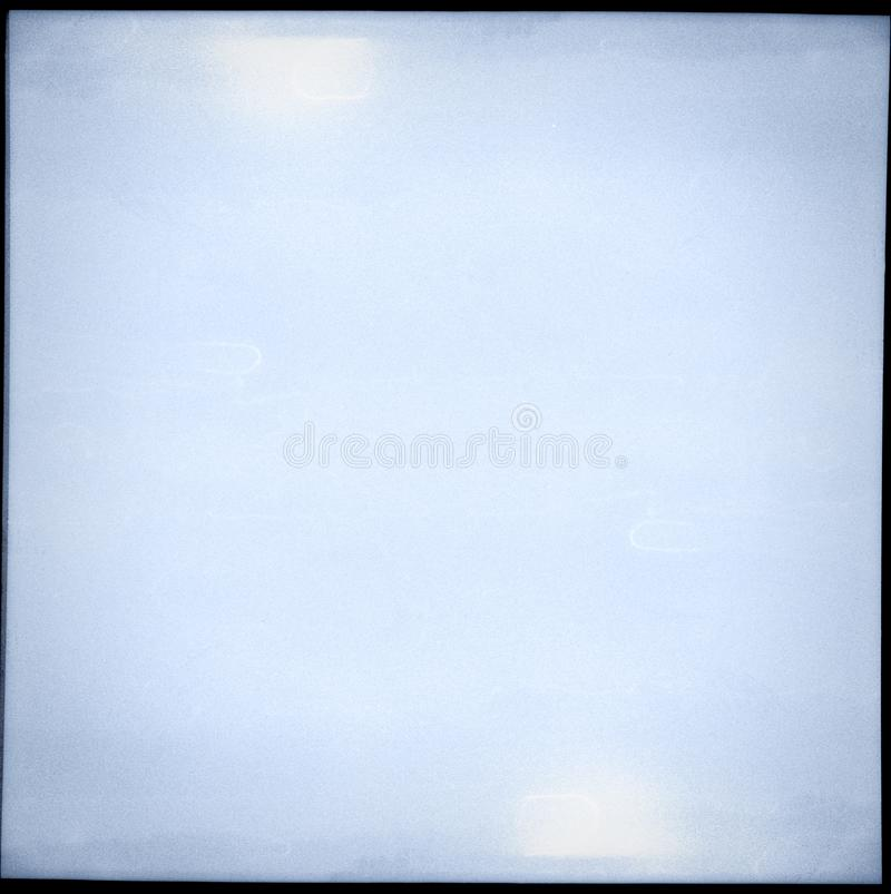 Free Overexposed Medium Format Film Frame Stock Photo - 119427350