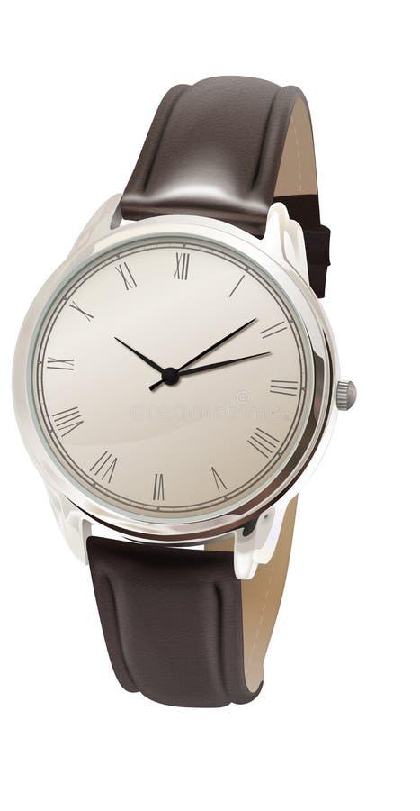 Overhandigd Horloge stock afbeelding