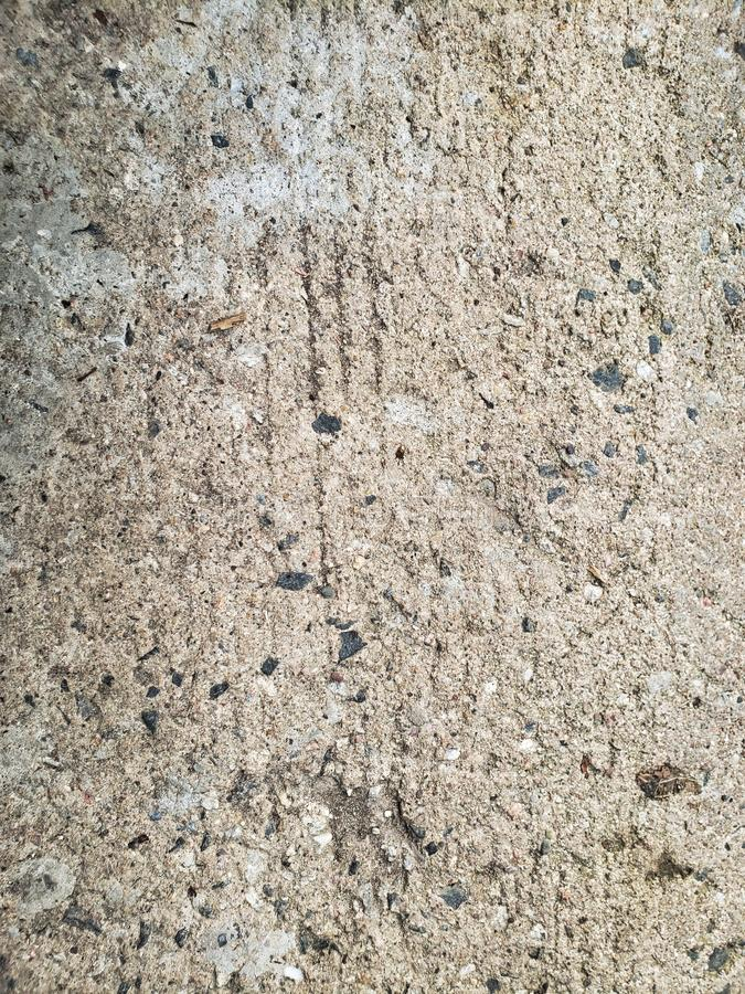 Overhead concrete picture up close texture. With small pebbles and grunge stock photos