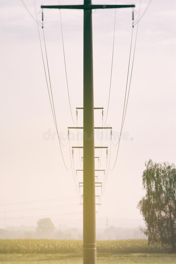 Download An overhead mast stock image. Image of sustainability - 34955453