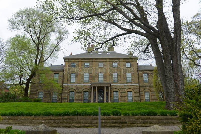Overheidshuis, Halifax, Nova Scotia, Canada royalty-vrije stock fotografie