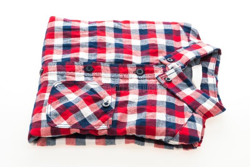 Overhemd voor kleding royalty-vrije stock afbeeldingen