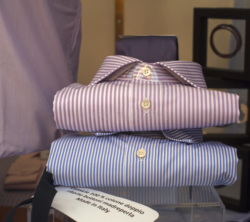 Overhemden royalty-vrije stock foto's