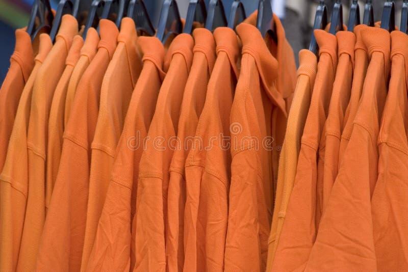 Overhemden royalty-vrije stock foto