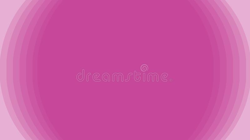 Overlaping circle background. pink color. Simple design. Abstract, circles, background, awesome, bokeh, lights, bubble, color, confetti, creative, design, dot royalty free illustration