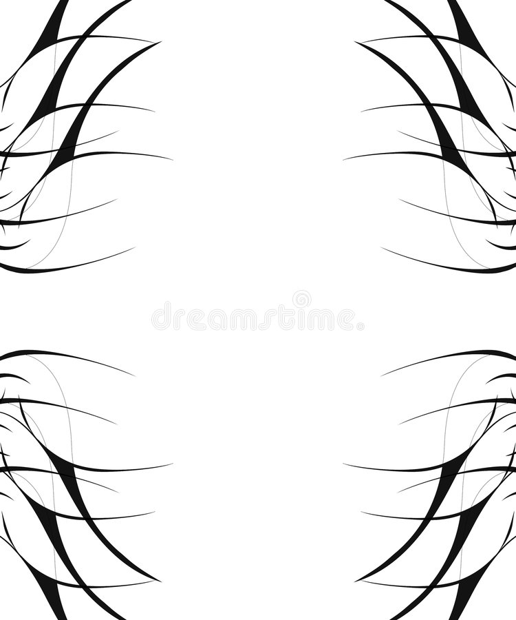 Download Overlay Frame 2 stock illustration. Image of design, blank - 7331266