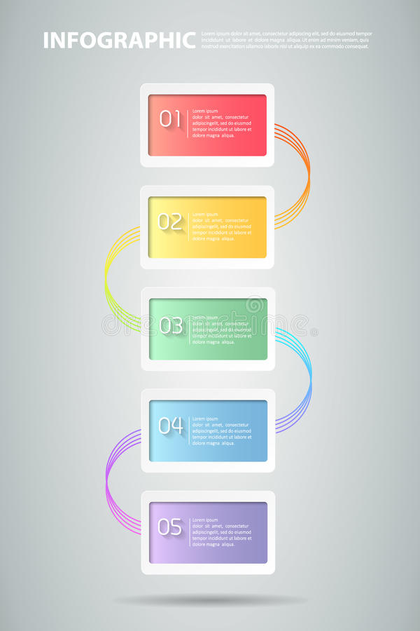 Overlay infographic template . can be used for workflow, layout, diagram. Overlay infographic template . can be used for workflow layout, diagram, number options vector illustration