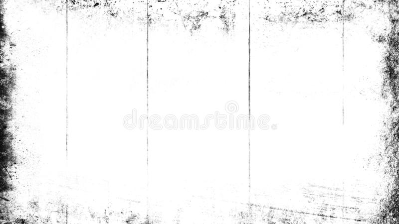 White vintage dust scratched background, distressed old texture overlays space for text. royalty free stock photo