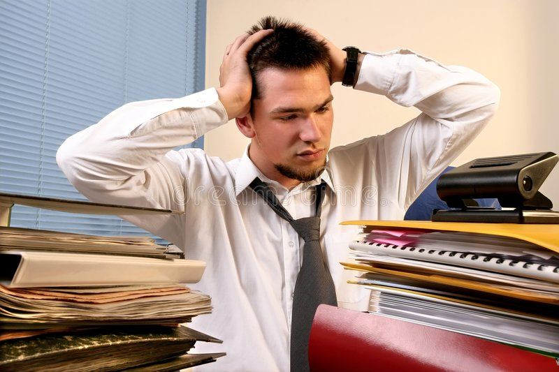 Download Overloaded Worker Royalty Free Stock Photos - Image: 1689518