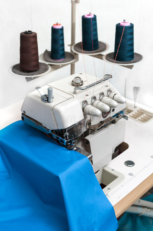 Download Overlock With Seasoned Cloth Stock Photo - Image: 28771196